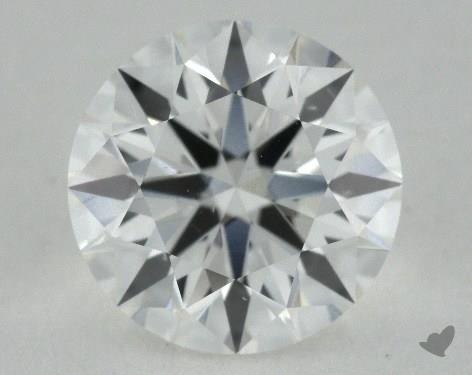 1.14 Carat G-SI1 True Hearts<sup>TM</sup> Ideal Diamond