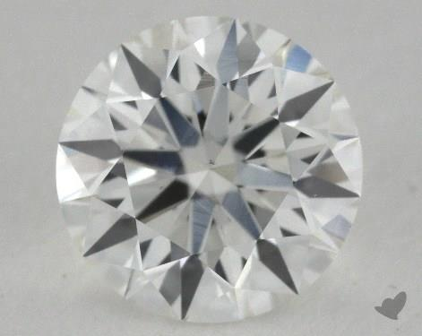 1.12 Carat G-VS2 Ideal Cut Round Diamond