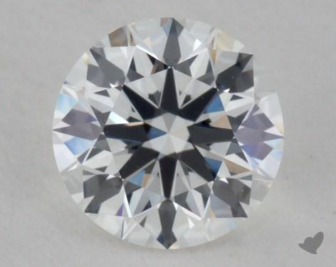0.92 Carat F-VVS2  True Hearts<sup>TM</sup> Ideal  Diamond