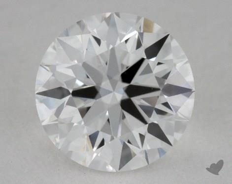 1.15 Carat E-VVS2 Ideal Cut Round Diamond