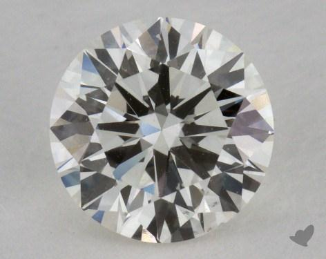 0.90 Carat I-SI1 Very Good Cut Round Diamond
