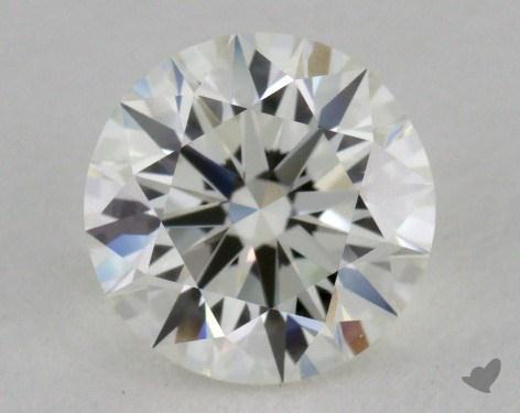 1.01 Carat I-VS1 Excellent Cut Round Diamond