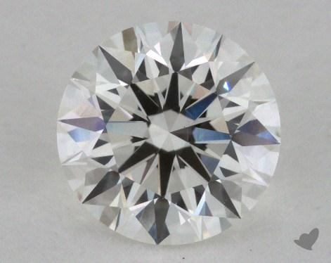 1.31 Carat H-VS1 Excellent Cut Round Diamond