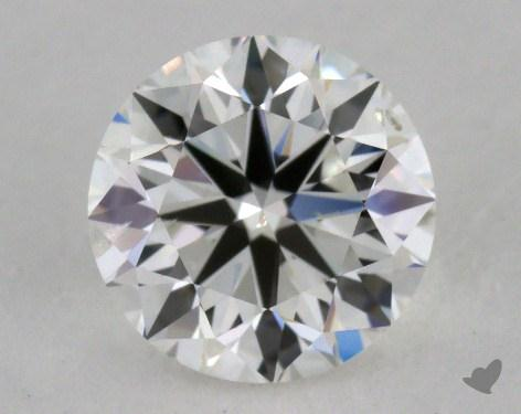 1.02 Carat G-SI1 Very Good Cut Round Diamond