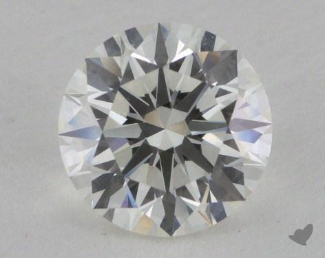 1.77 Carat I-VS1 Excellent Cut Round Diamond