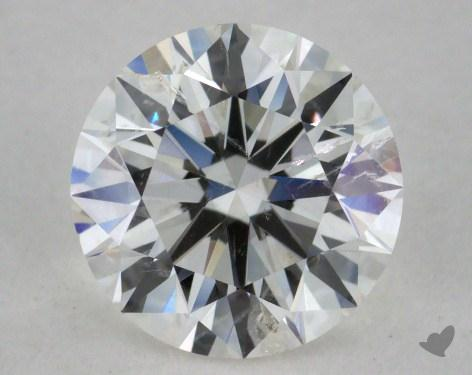 1.05 Carat G-SI2 Excellent Cut Round Diamond