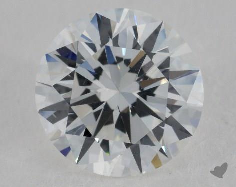 2.02 Carat E-SI1 Very Good Cut Round Diamond
