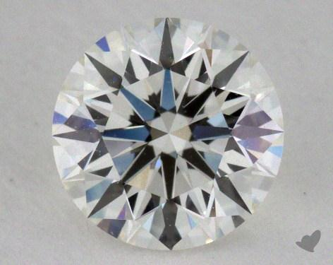 0.75 Carat I-IF Excellent Cut Round Diamond