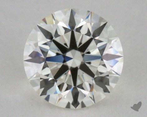 1.50 Carat J-VVS1 Excellent Cut Round Diamond