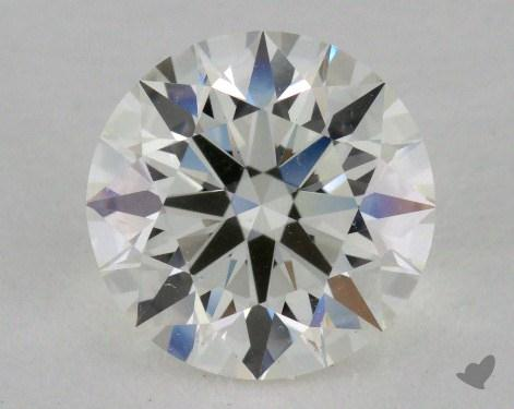 1.60 Carat I-VS1 Excellent Cut Round Diamond 