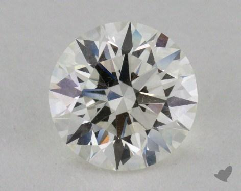 1.02 Carat J-VVS2 Excellent Cut Round Diamond