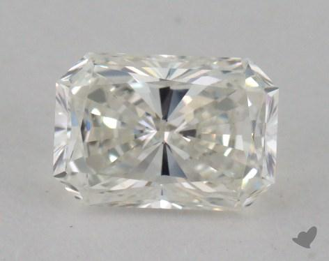 0.54 Carat H-VS1 Radiant Cut Diamond