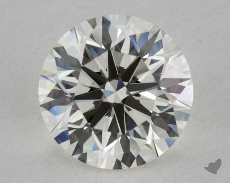 1.51 Carat K-VVS1 Excellent Cut Round Diamond