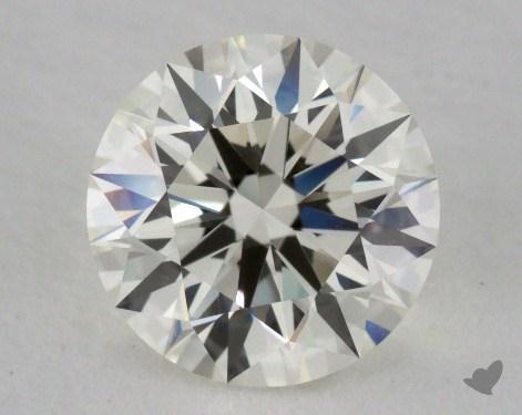 1.27 Carat K-VVS2 Excellent Cut Round Diamond