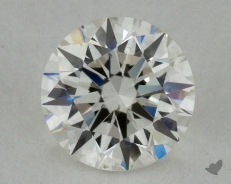 0.81 Carat I-VS2 Excellent Cut Round Diamond