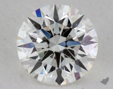 0.72 Carat G-SI2 Excellent Cut Round Diamond