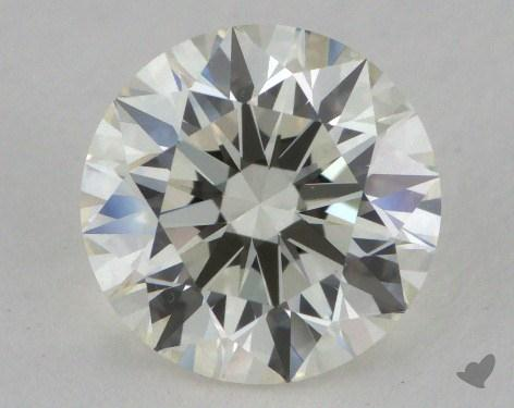 1.51 Carat K-VVS2 Excellent Cut Round Diamond