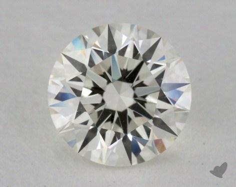1.03 Carat J-VVS2 Excellent Cut Round Diamond