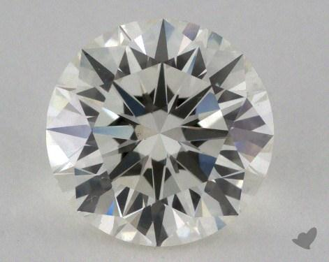 1.59 Carat J-VS1 Excellent Cut Round Diamond
