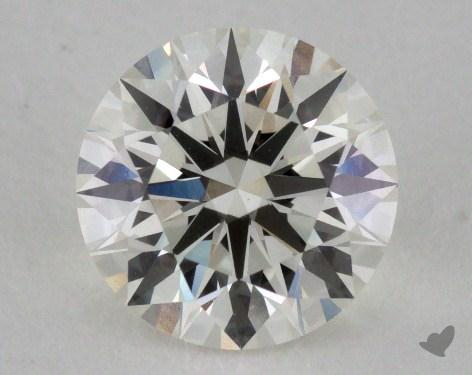 1.26 Carat J-VS1 Excellent Cut Round Diamond