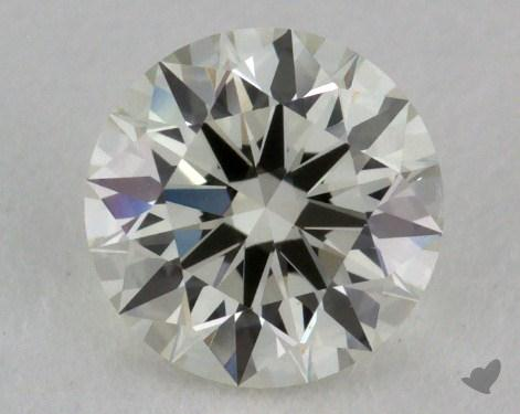 0.71 Carat J-VS1 Excellent Cut Round Diamond