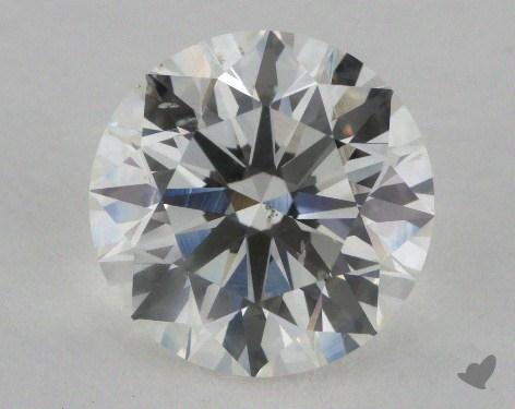2.26 Carat I-SI1 Excellent Cut Round Diamond