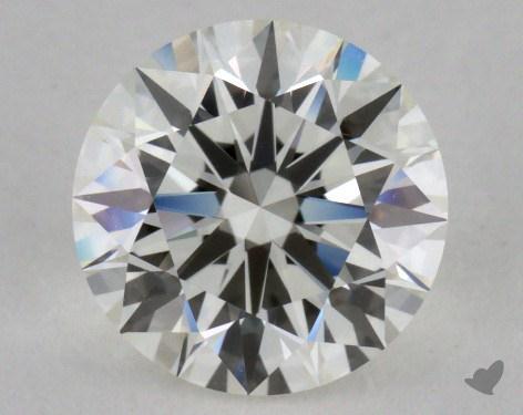 1.51 Carat I-IF Excellent Cut Round Diamond