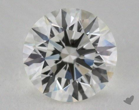 1.81 Carat H-VVS1 Excellent Cut Round Diamond