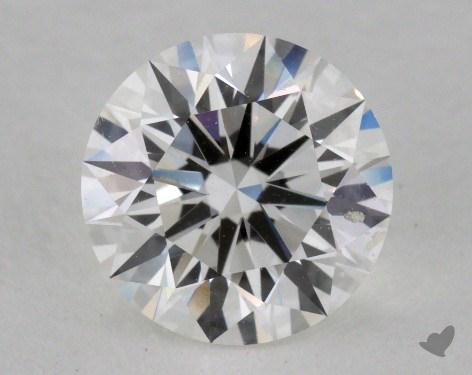 1.31 Carat G-IF Excellent Cut Round Diamond