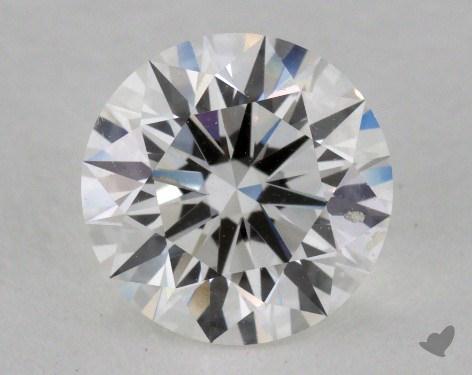 1.31 Carat G-IF Excellent Cut Round Diamond