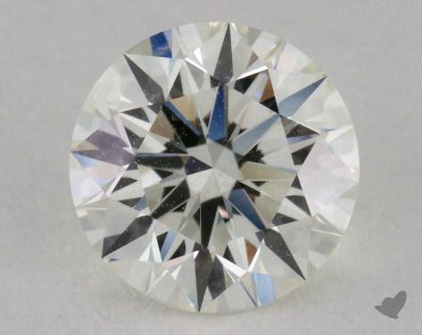 1.12 Carat J-VVS1 Excellent Cut Round Diamond