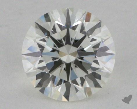 1.52 Carat J-VVS1 Excellent Cut Round Diamond