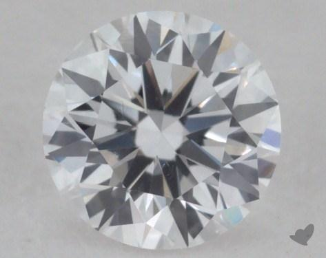 0.31 Carat D-VS1 Good Cut Round Diamond