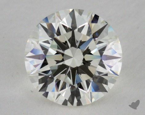 1.75 Carat I-VVS2 Excellent Cut Round Diamond
