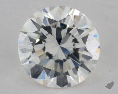 1.00 Carat I-SI1 Very Good Cut Round Diamond