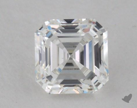 0.54 Carat G-VS1 Asscher Cut Diamond