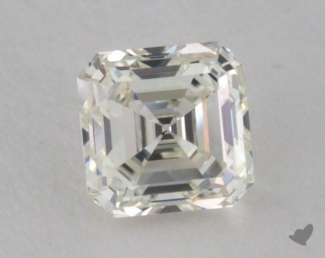 0.71 Carat K-VVS1 Asscher Cut Diamond