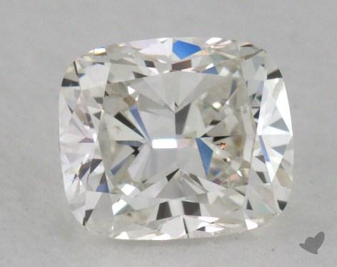 0.50 Carat H-SI1 Cushion Cut  Diamond