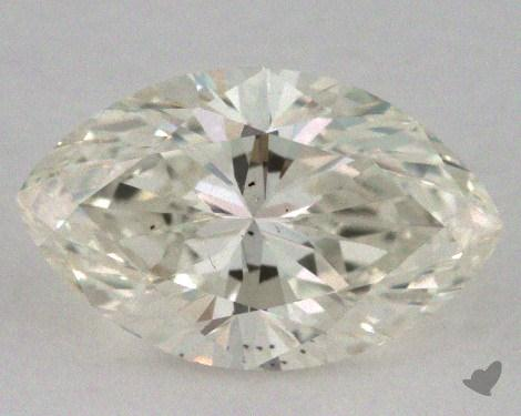 0.98 Carat J-SI1 Marquise Cut  Diamond