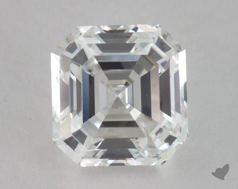 2.02 Carat E-VVS2 Asscher Cut Diamond