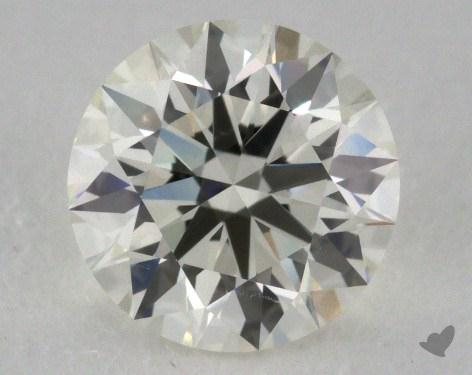 1.10 Carat K-VVS2 Excellent Cut Round Diamond