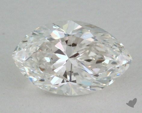 0.79 Carat F-SI2 Marquise Cut Diamond