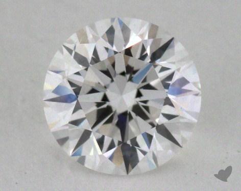 0.91 Carat F-SI2 Excellent Cut Round Diamond