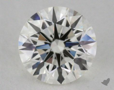 1.06 Carat I-VVS1 Excellent Cut Round Diamond