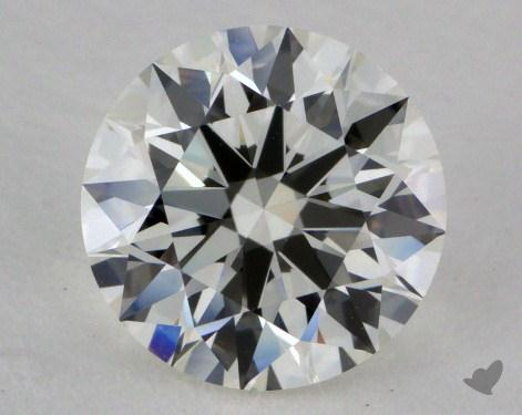 1.31 Carat J-VVS2 Excellent Cut Round Diamond