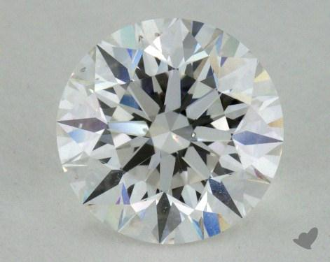 <b>1.01</b> Carat E-SI1 Very Good Cut Round Diamond