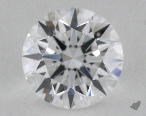 1.04 Carat D-VS1 Ideal Cut Round Diamond