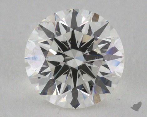 1.30 Carat H-VS2 Excellent Cut Round Diamond
