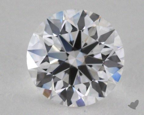 1.54 Carat D-IF Excellent Cut Round Diamond