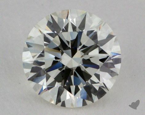 1.03 Carat K-VVS2 Excellent Cut Round Diamond
